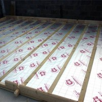 Know-How on Proper Floor Insulation