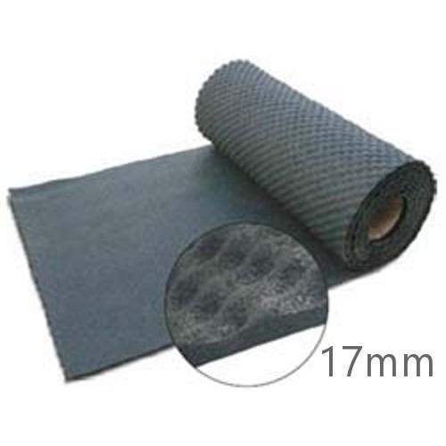 17mm regupol 6010ba high load bearing acoustic screed underlay roll. Black Bedroom Furniture Sets. Home Design Ideas