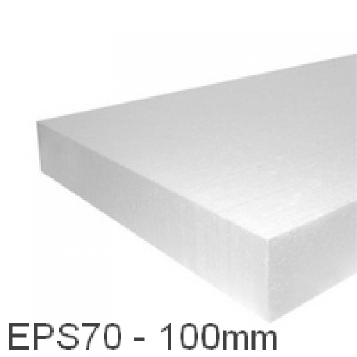 100mm eps70 polystyrene insulation board jablite