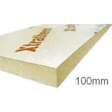 100mm Xtratherm PIR Rigid Insulation Board