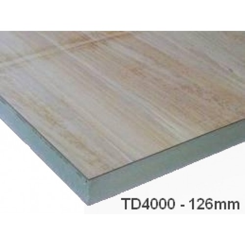 Celotex Tuff R Insulation : Mm celotex td pir insulation board with plywood