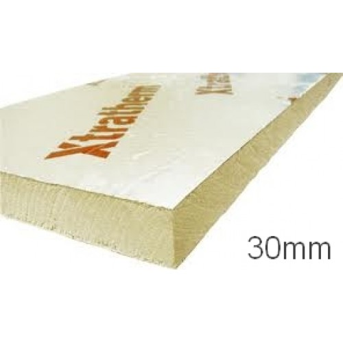 30mm Xtratherm Pir Rigid Insulation Board Floor Roof