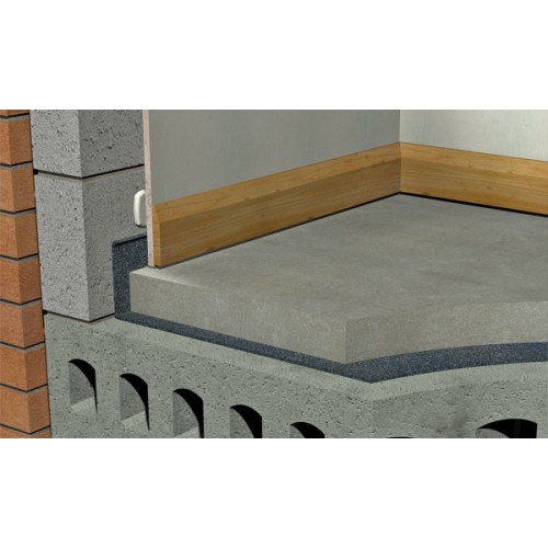 Isocheck Screedcheck Concrete Floor Underlay