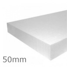 50mm EPS100 Polystyrene Insulation Board Jablite (pack of 12)