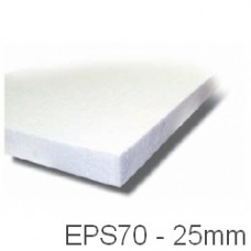 25mm EPS70 Polystyrene Insulation Board Kay-Metzeler (pack of 12)