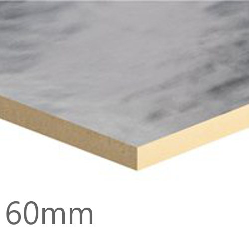 60mm Kingspan Thermaroof Tr26 Rigid Insulation Boards