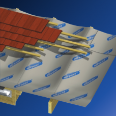 Kingspan Nilvent - Breathable Membrane for Unventilated Pitched Roofs