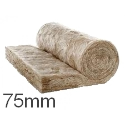 75mm knauf earthwool acoustic insulation roll glass for Mineral wood insulation