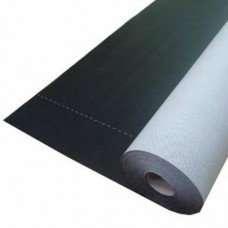 Novia Black Pro 146GSM Roof and Wall Breather 1.5m x 50m Roll