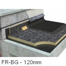 120mm Flat Roof Insulation Board Xtratherm FR-BG (pack of 3)