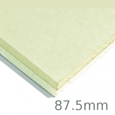 87.5mm Xtratherm XT/TL Thermal Liner Dot and Dab (75mm PIR Insulation bonded to 12.5mm Plasterboard)