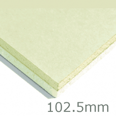 102.5mm Xtratherm XT/TL Thermal Liner Dot and Dab (90mm PIR Insulation bonded to 12.5mm Plasterboard)