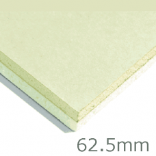 62.5mm Xtratherm XT/TL Thermal Liner Dot and Dab (50mm PIR Insulation bonded to 12.5mm Plasterboard)