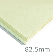 82.5mm Xtratherm XT/TL Thermal Liner Dot and Dab (70mm PIR Insulation bonded to 12.5mm Plasterboard)