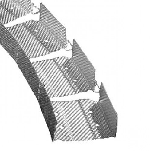 british gypsum gypframe 72 edcl 80 curveliner channel