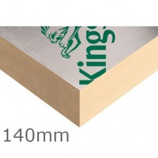 140mm Kingspan Thermapitch TP10 Pitched Warm Roof Insulation Board (pack of 2)