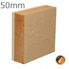 50mm Gyproc Thermaline Super Insulated Plasterboard (40.5mm Insulation + 9.5mm WallBoard)