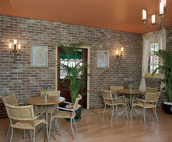 Internal Wall I-Clad Brick Slip System