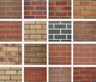 Brick Slip Colours and Types