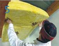 How to Insulate a Pitched Roof with Mineral Wool