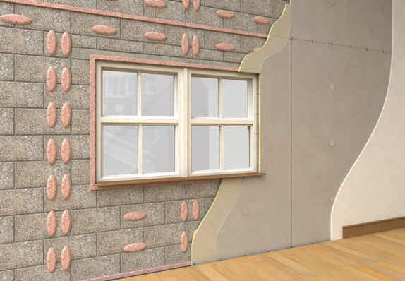 Insulation Boards For Walls : How to dot and dab wall insulation boards