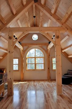 Timber Frames And Insulation