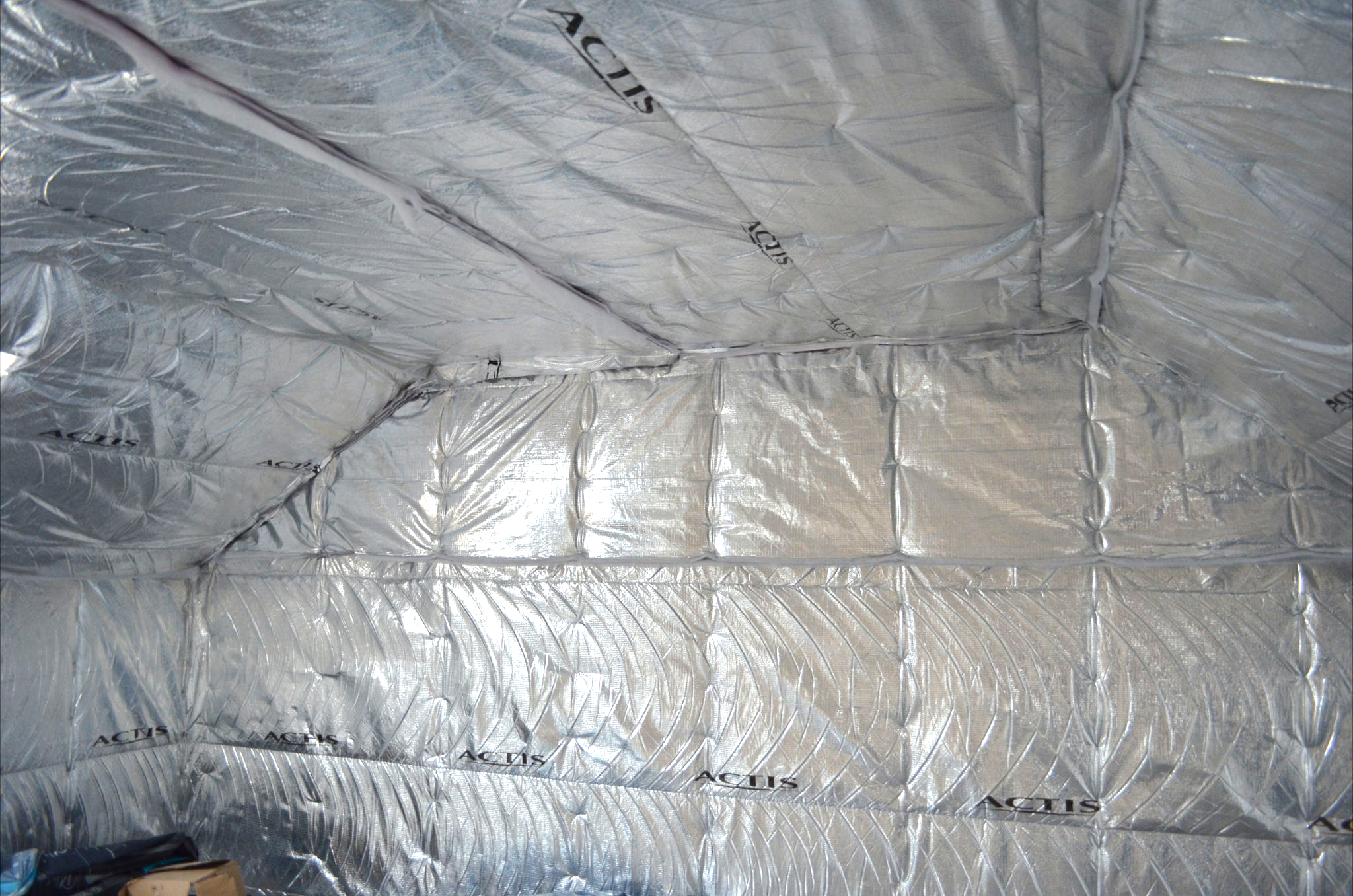 35mm Actis Triso Super 10 Multi Foil Insulation Roof
