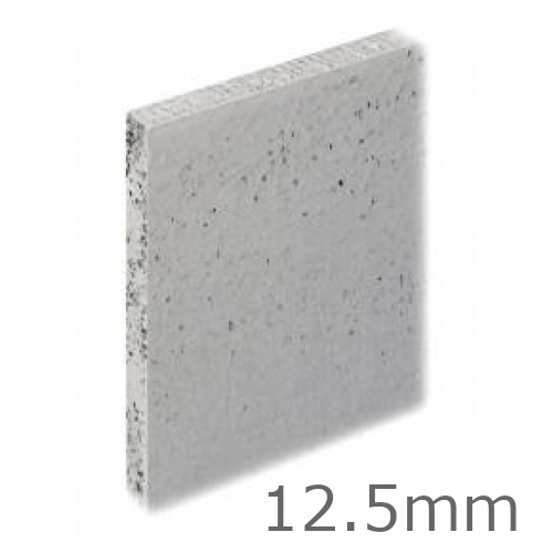 12.5mm Knauf Aquapanel Exterior Cement Board - 1200x900mm