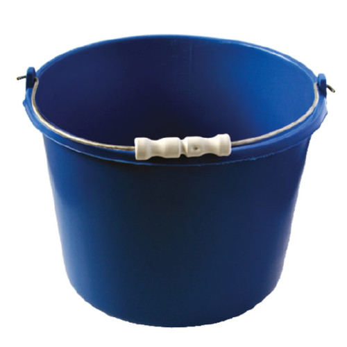 20L Plastic Builder's Bucket Blue Dolphin