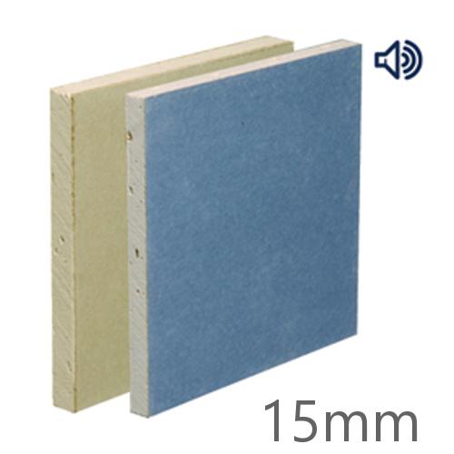 Acoustic Gypsum Board : Mm gyproc soundbloc high density acoustic board