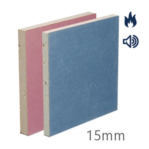 15mm Gyproc Soundbloc F High Density Acoustic Board