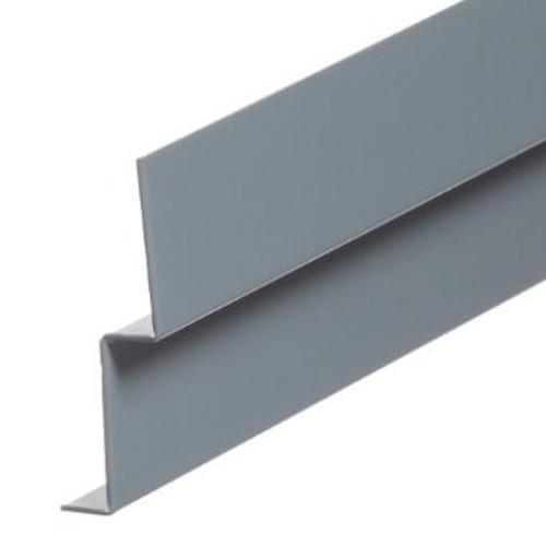Cedral Lap Aluminium Starter Profile - 3m length