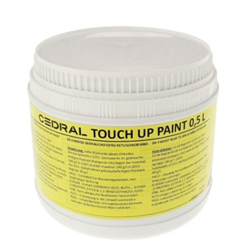 Cedral Weatherboard Touch Up Paint - 500ml - Colours to match