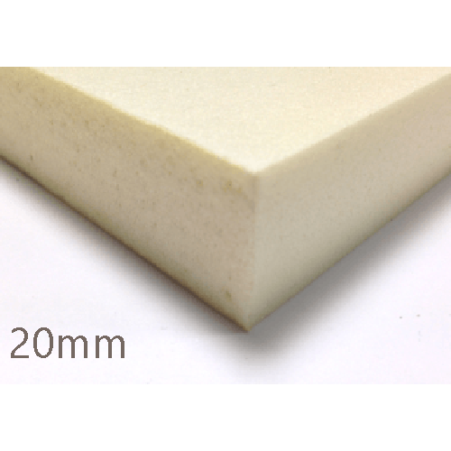 20mm Cellecta Hexatherm XFLOOR 250 Thermal Floor Insulation Board