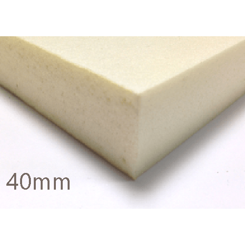 40mm Cellecta Hexatherm XFLOOR 300 Thermal Floor Insulation Board