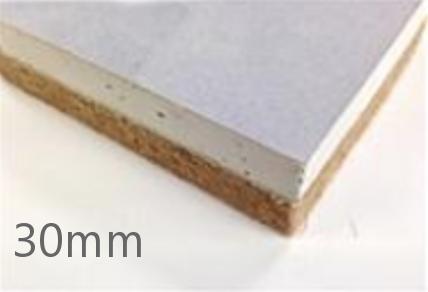 30mm Cellecta Fibrefon HiGYP 30TM Acoustic Wall Lining Board