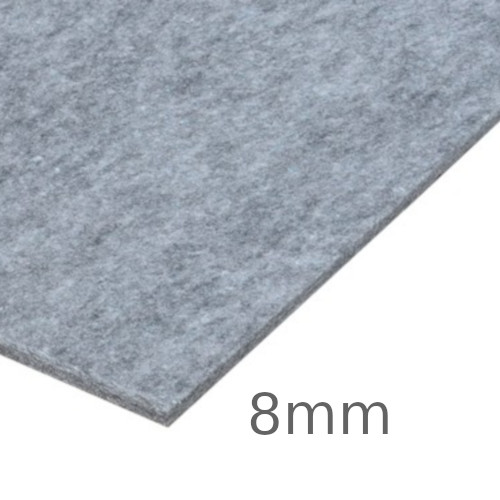 8mm Cellecta Fibrefon 8 - Polyester Fleece Acoustic Resilient Layer