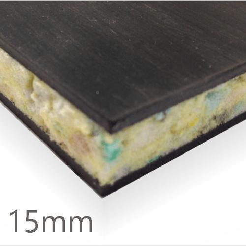 15mm Cellecta Deckfon Ultramat 15 Acoustic Overlay Mat