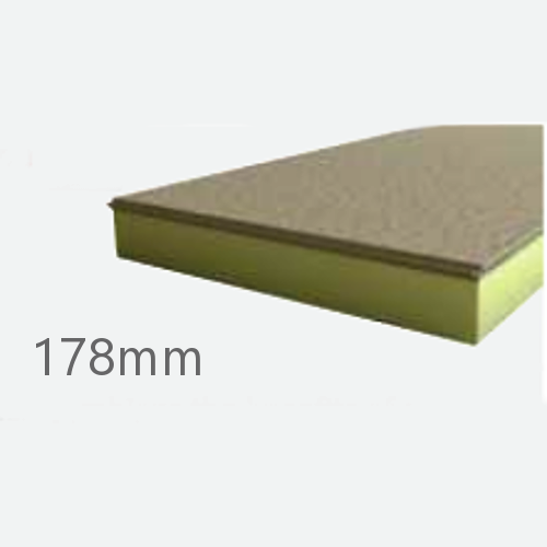 178mm Cellecta Hexatherm XCHiP Thermal Laminate Chipboard