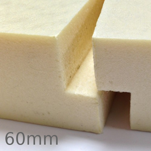 60mm Cellecta Hexatherm XROOF 300L Thermal Roof Insulation Board