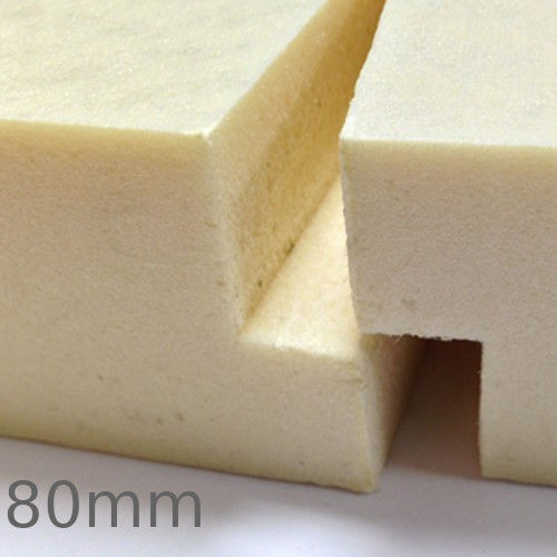 80mm Cellecta Hexatherm XROOF 300L Thermal Roof Insulation Board