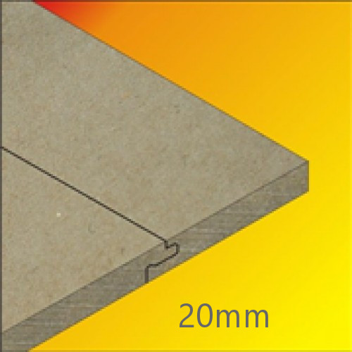 Cellecta ScreedBoard 20 - High density interlocking floor board