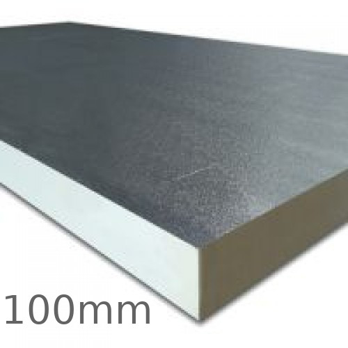 100mm Celotex FR5000 Fire Resistant  PIR Insulation Board (pack of 12) - pallet of 2 packs