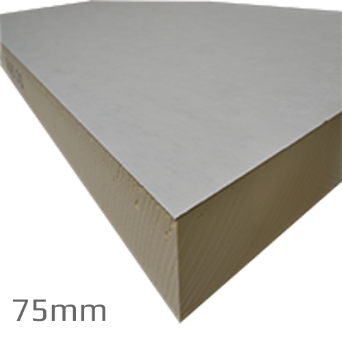 75mm Celotex FI5000 Underfloor Heating Insulation Board (pack of 16) - pallet of 2 packs