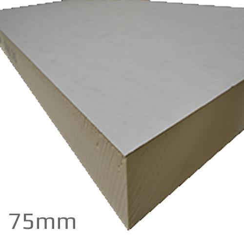 75mm Celotex FI5000 Underfloor Heating Insulation Board (pack of 16) - pallet of 2 packs