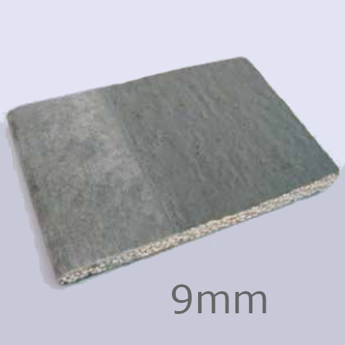 9mm Cembrit PB Permabase Cement Board - Base Board for External Render
