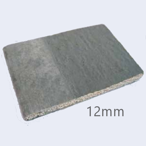 12mm Cembrit PB Permabase Cement Board - Base Board for External Render - pallet of 36