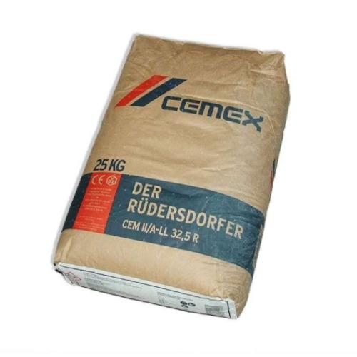 25kg Cemex General Purpose Portland Cement - pallet of 50