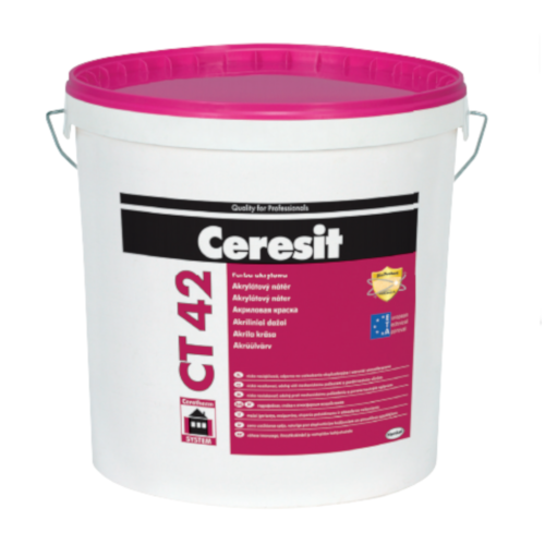 Ceresit CT42 Acrylic Paint
