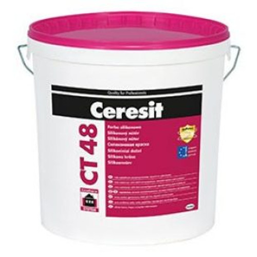 Ceresit CT48 Silicone Paint (15 litres)